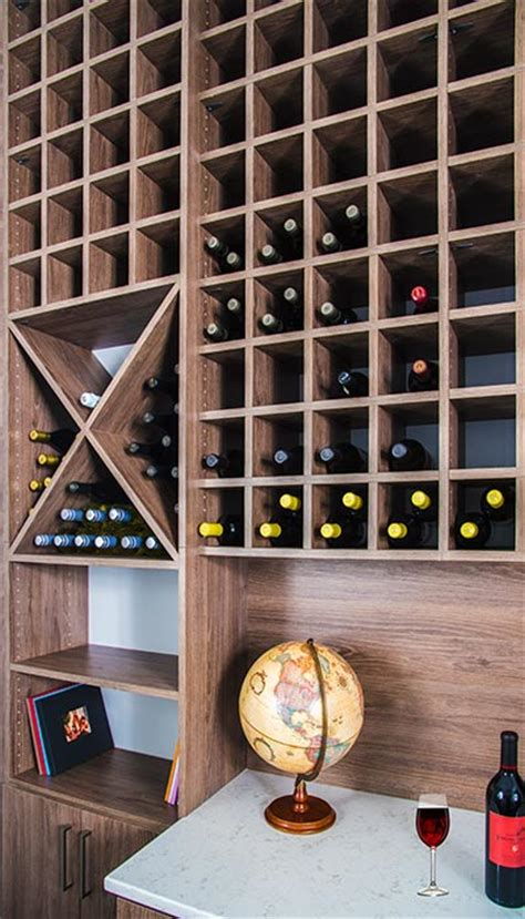 Wine Storage Solutions and Wall Unit