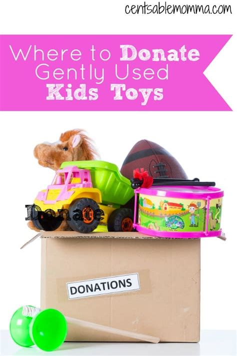 where to donate a used where to donate gently used kids toys centsable momma