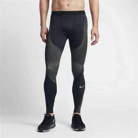 nike zonal strength mens running tights alton sports