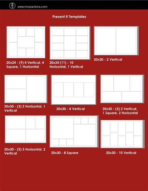 lightroom template presets display for web present for
