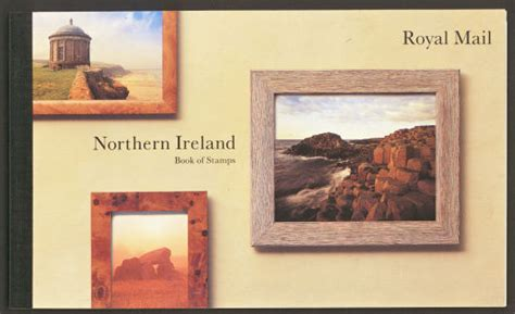 Gb Sts For Cooks Booklet Panes 1969 Fd Cover 1 1994 northern ireland dx 16 gb prestige books gb st booklets perfs great britain