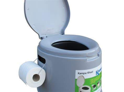 Camping Tent Awning Kampa Toilet Khazi Toilet Chemical Toilet Bucket