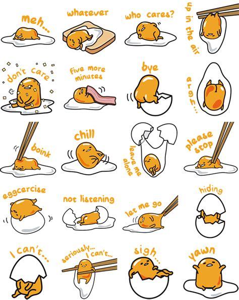 doodle draw fb messenger gudetama stickers