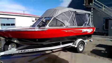 kingfish boat r kingfisher 1975 fastwater jet boat youtube
