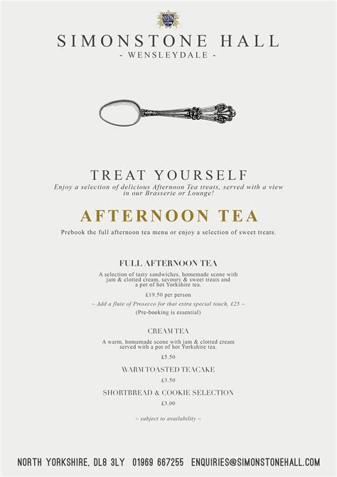 Restaurant With Private Dining Room afternoon tea simonstone hall