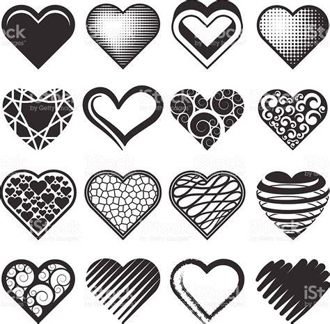 imagenes blanco y negro corazones abstract corazones blanco y negro sin royalties de