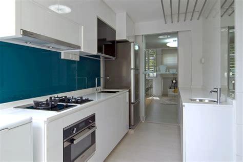 white kitchen teal backsplash interior design ideas