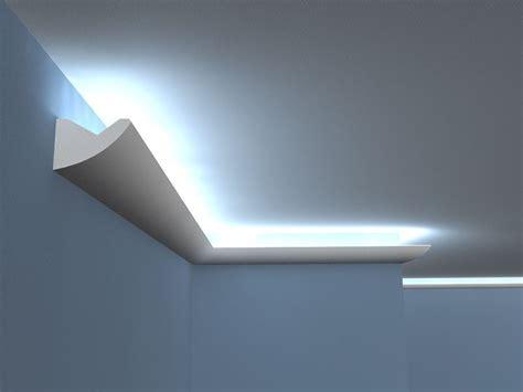 stuck led leiste lichtleisten set lichtleiste styroporstuck lo 1a