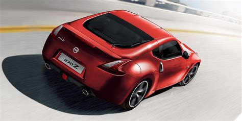 nissan sports car 370z price performance nissan 370z coupe sports car nissan