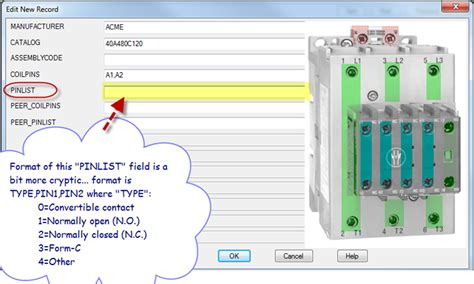 tutorial autocad electrical 2010 tutorial setting up new device pin list autocad
