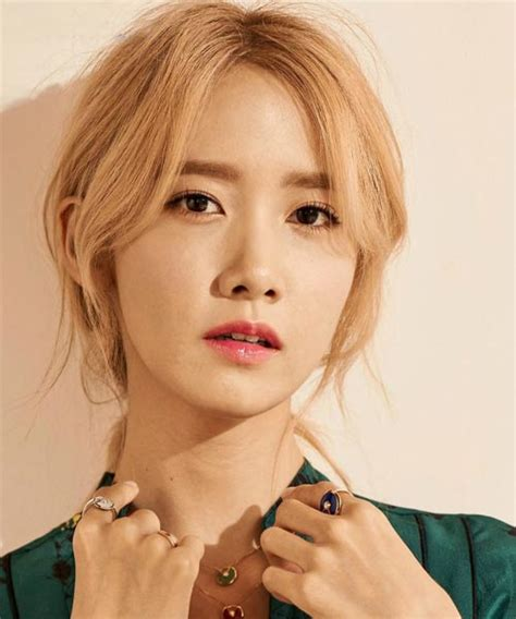 Yoona Hairstyle by Pin Yoona Hair On