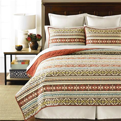 Martha Stewart Bedding Quilts by Martha Stewart Collection Silver City Quilt Bedspreads Quilts Home Appliances Shop The