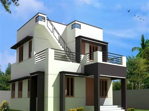 Modern Small House Design | modern small house plans simple modern house plan designs