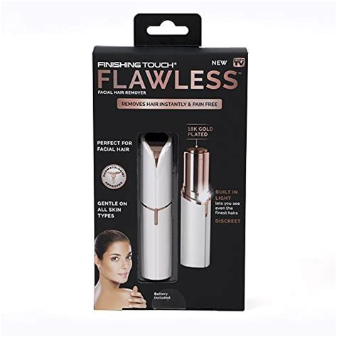 Flawless Finishing Touch Hair Removal Pencabut Bulu 1 finishing touch flawless s painless hair remover tec ofertas