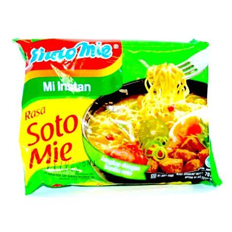 Indomie Ayam Bawang Mie Instan 69 Gram 40 Pcs X 2 Dus this