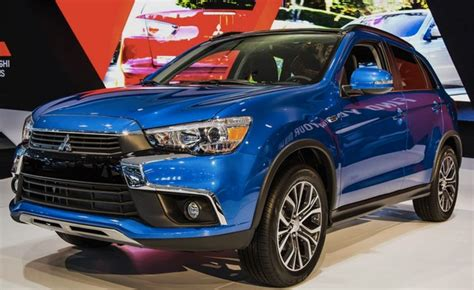 mitsubishi sports car 2018 2018 mitsubishi outlander sport review cars reviews