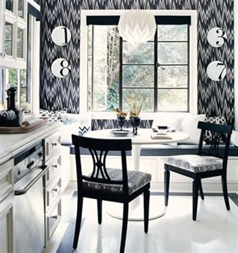 black and white dining room ideas impressive ideas to your modern black and white dining room interior design