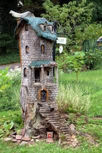 Fairy House Plans ayra tree stump carving fairy house