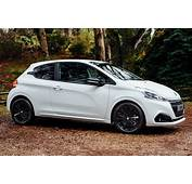 Peugeot 208 Black Edition Adds More Style Starts From &163