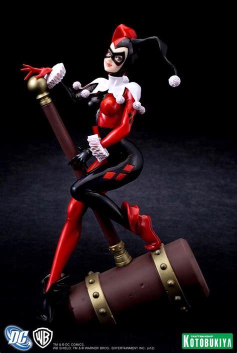 Novel Harlequin Original Import Secondprelovedbekas P3 the batman universe kotobukiya harley quinn bishoujo statue