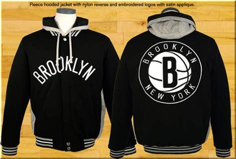 jacket design with hood brooklyn nets reversible fleece mens black jacket with