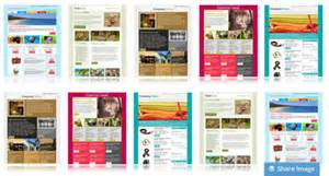 Templates For Mailchimp Free by 223 Free Responsive Email Templates