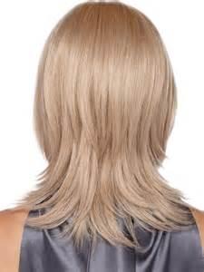 medium layered haircuts back view 31 plain medium layered hair back view wodip com