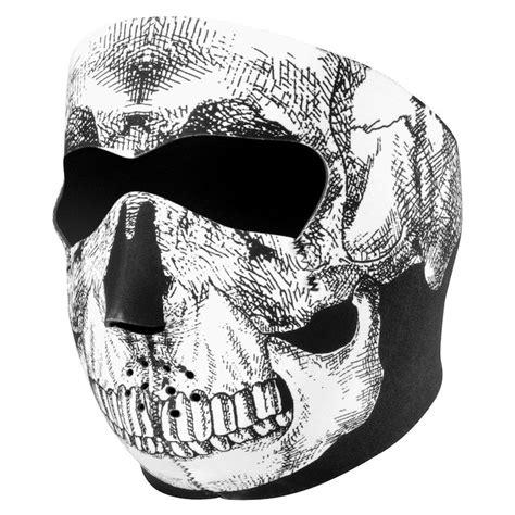 Masker Kupluk Skull Cap Alpinestars Alpinestar zan s skull neoprene mask revzilla