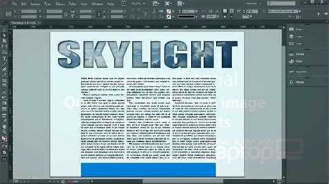 indesign tutorials hindi preview advanced indesign training with erica gamet