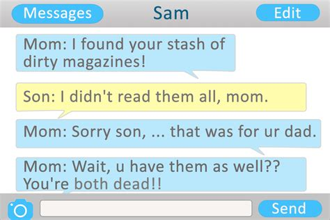 utterly hilarious text messages that ll tickle your funny bone