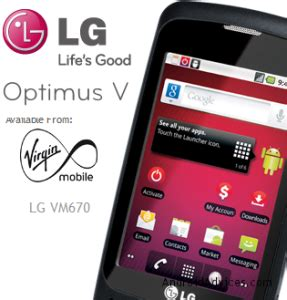 tutorial android lg tutorial to root lg optimus c vm670 powered by virgin mobile