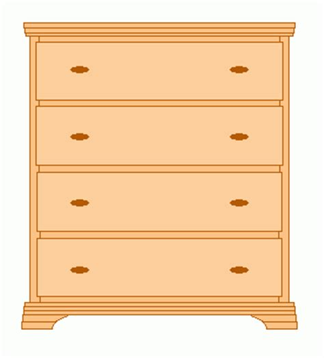Bedroom Dresser Building Plans Build Wooden Bedroom Dresser Woodworking Plans Plans