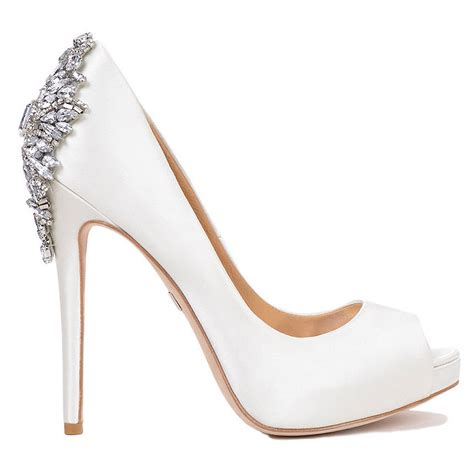 White Bridal Heels by White Bridal Heels Heels Zone