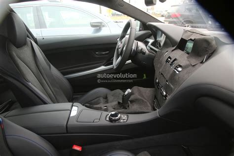 bmw inside 2016 2016 bmw 6 series facelift interior spied for the first