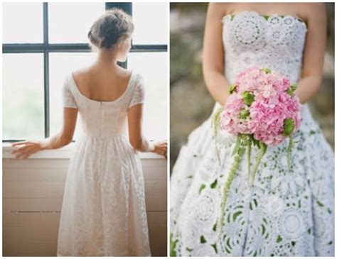 Handmade Wedding Dresses - emmaannemade weekend inspiration handmade wedding dresses