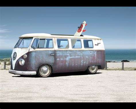 volkswagen bus beach cool volkswagen combi hd wallpaper all hd wallpapers