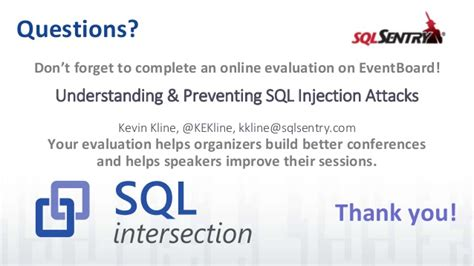research papers on sql injection attacks understanding and preventing sql injection attacks