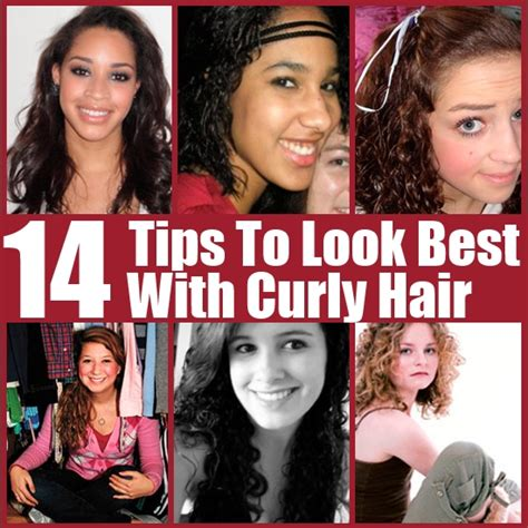 14 Tips For Curling Hair by 14 Effective Tips To Look Best With Curly Hair Diy Home