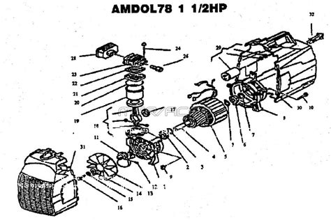 emglo amdol78 pumps