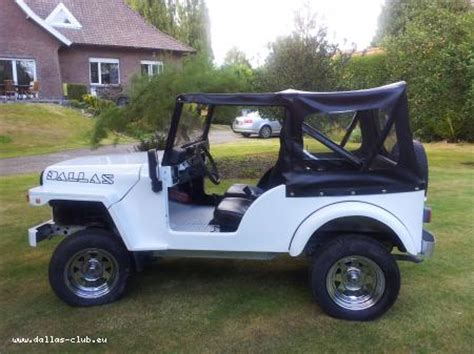 Jeep Dfw Mon Quot Dallou Quot Totalement Restaur 233 3 Nos Dallas Jeep