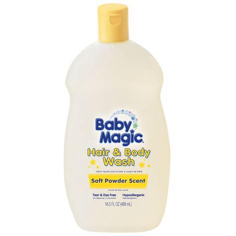Topfer Babycare Hair Wash soft powder hair wash baby magic