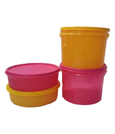 Tupperware Lunch Set tupperware executive lunch box set of 2 buy at best price in india snapdeal