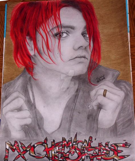Gerard Way 2 gerard way 2 by lilleandra on deviantart