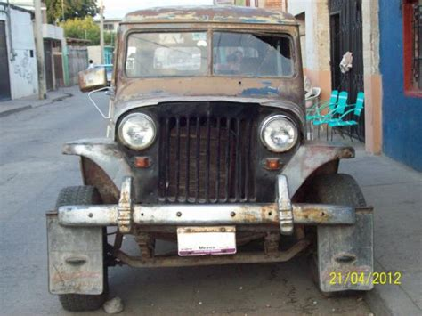 1947 Willys Jeep For Sale For Sale Jeep Willys 1947 Mexico Free
