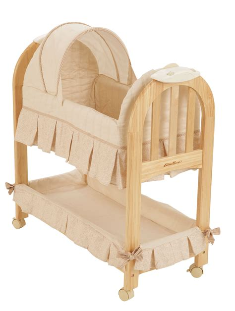 eddie bauer bassinet bedding eddie bauer musical rocking bassinet sandpoint