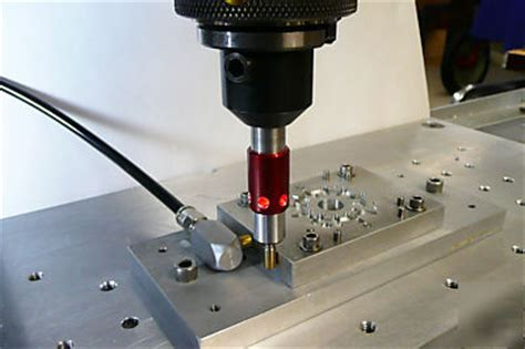 electronic edge finder  height setter cnc mill