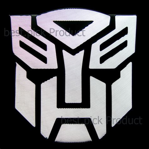 Transformers Car Sticker