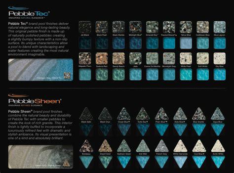 pebble sheen colors pin pebble sheen any pics prism blue granite aqua pools on