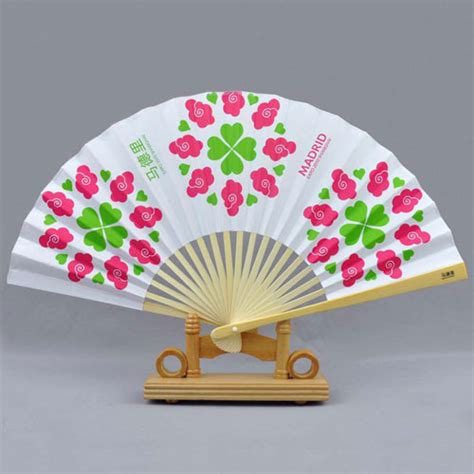 personalized paper hand fans practical door gift to share with you door gift