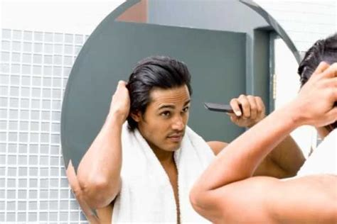 how to comb a boys hair how to comb hair men find health tips